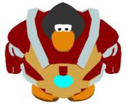 Heartbreaker Armor ingame