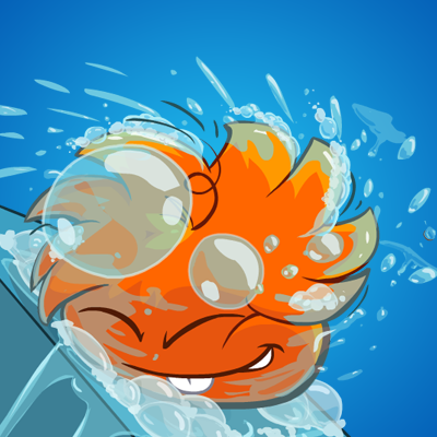 File:Orange Puffle Dose ALS Ice Bucket Challenge.png
