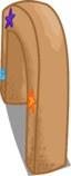Sand Castle Arch sprite 003