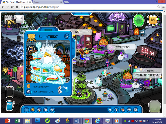 File:Club Penguin—Halloween Party 2014—Grave Icon Olaf Player Card Glitch During Halloween Party 2014—Part 2—Benny75527.png