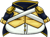 Navy Suit icon