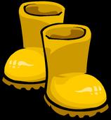 YellowRubberShoes