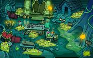 Halloween Party 2010 Monster Room