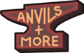 Anvils + More logo