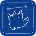 Blueprint Wolf Paws icon