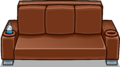 Brown Designer Couch sprite 002