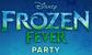 Frozen Fever Party Logo