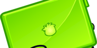 Lime Laptop