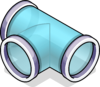 T-joint Puffle Tube sprite 022