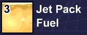 Jet pack fuel