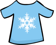 Old Snowflake T-Shirt