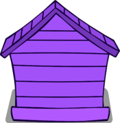 Purple Puffle House sprite 003