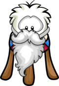 The Fair Great Puffle Circus Bearded Puffle