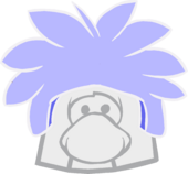 Ghost Puffle Cap icon