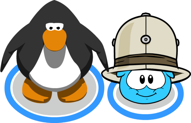 File:Safari Hat (Puffle Hat) In-Game.png