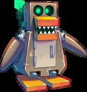 Penguin robot transformation