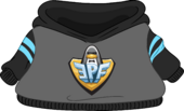 EPF Workout Hoodie icon