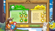 Puffle Party 2016 interface app 2