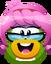 Emoji Aunt Arctic Smile