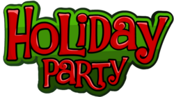 Holiday Party 2010 Logo