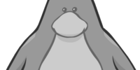Penguin Mannequin