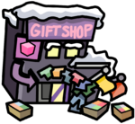 Outside view of GiftShop