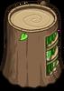 Stump Bookcase sprite 047
