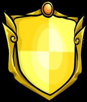 Golden Shield icon