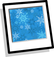 Snowflakes Background 2014 icon