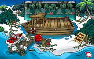 Adventure Party Dock