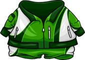 GreenTracksuit