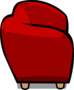 Red Plush Couch Sprites 7