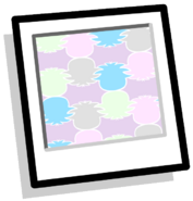 Puffle background clothing icon ID 925
