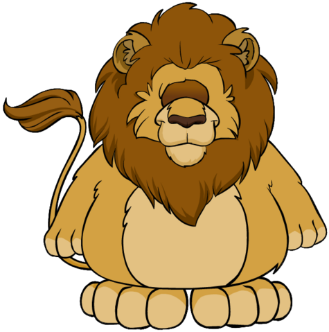 File:Lion Costume clothing icon ID 4561.png