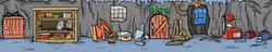 Herbert's lair panoramic room 3