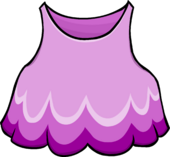 Purple Dress Icon