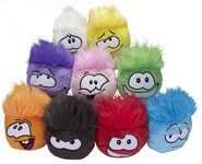 Toys puffle