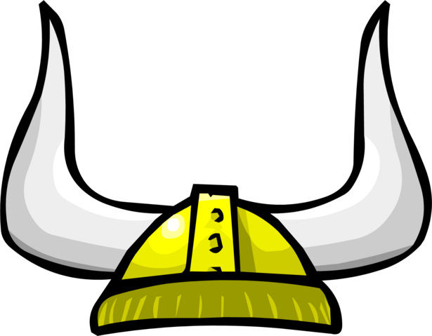 File:Gold Viking Helmet clothing icon ID 460 (larger file).png