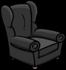 Plush Gray Chair sprite 008