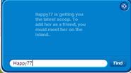 WHAT HAPPENS TO HAPPY77