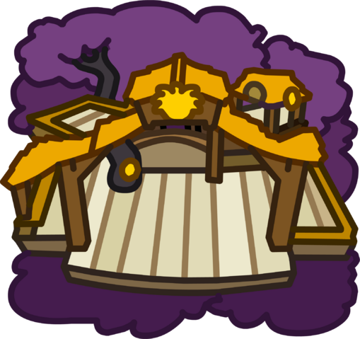 File:Gold Puffle Tree House icon.png
