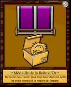 Mission 6 Medal full award fr