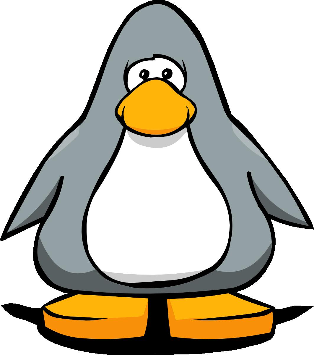 G Club Penguin Wiki Sensei Gray | Club Pen...