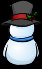 Top Hat Snowman sprite 005