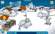 Festival of Snow Snow Forts
