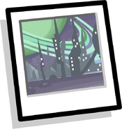 Planet Y Background Icon