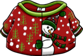 Silly Snowman Sweater icon