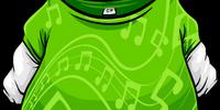Music Swirl Tee