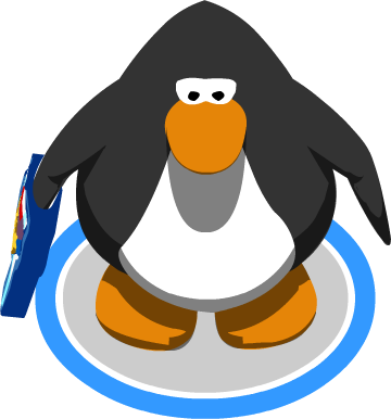 File:Penguin Cup Foam Finger In-Game.png