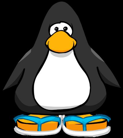 File:Blue & White Flip Flops PC.png
